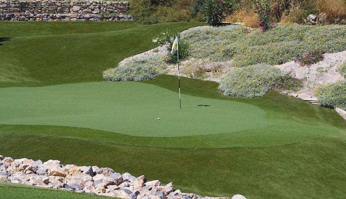 Villa with Golf course in Crete Rethymno 5