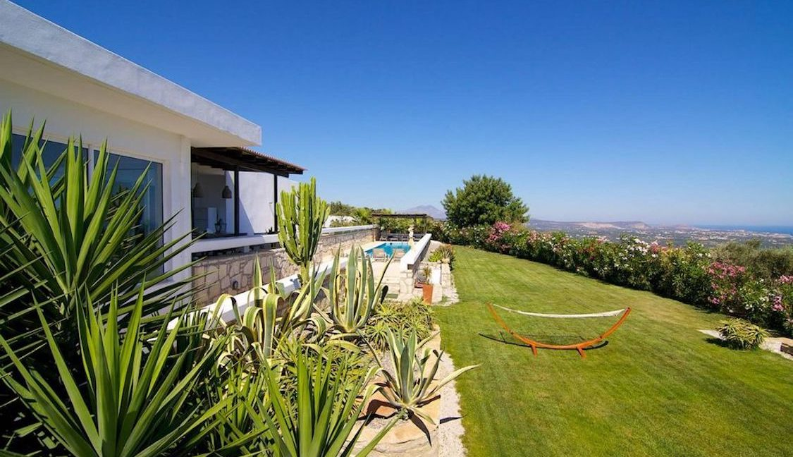 Villa with Golf course in Crete Rethymno 6