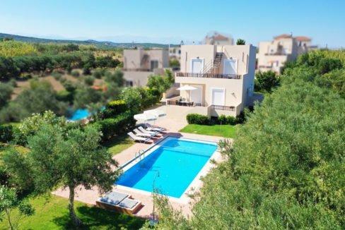 Villas Complex in Crete, Homes for sale Crete 1