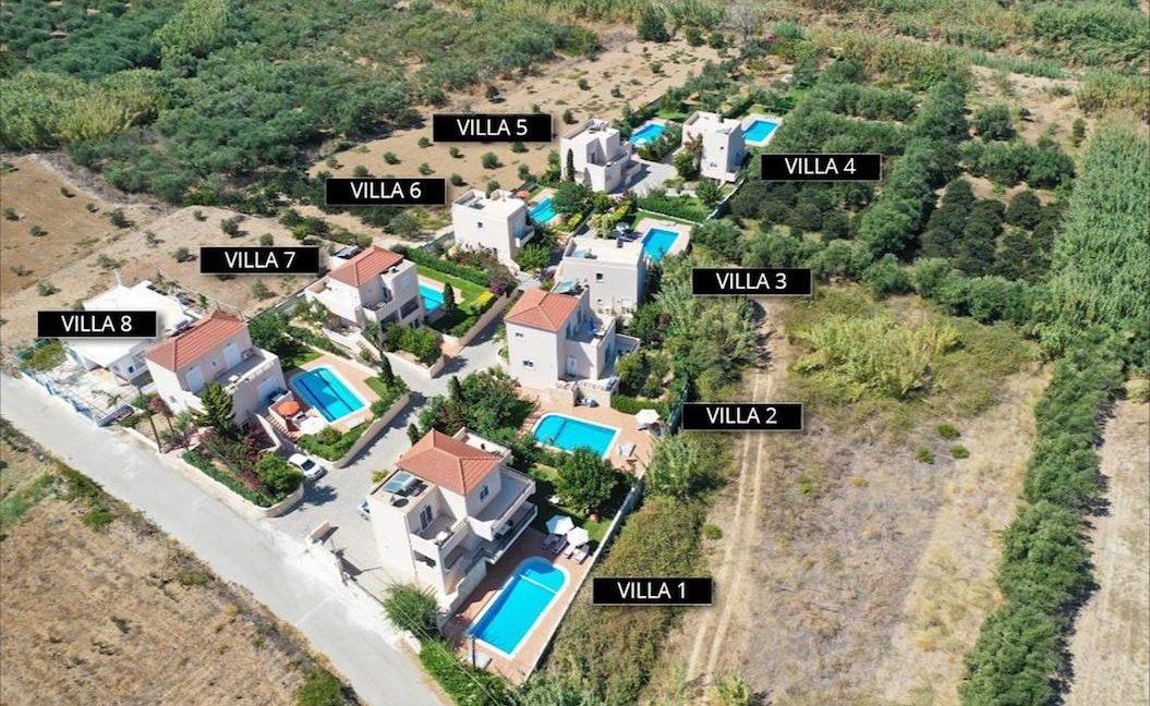 Villas Complex in Crete, Homes for sale Crete