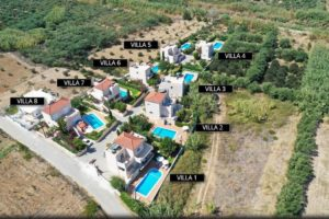 Villas Complex in Crete, Homes for sale Crete