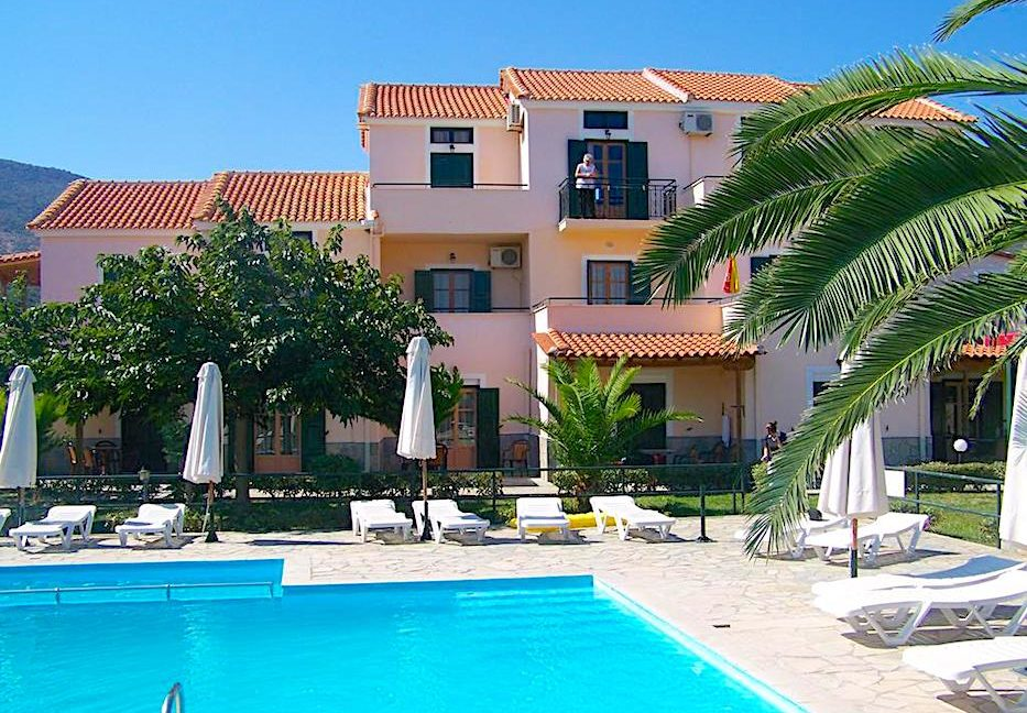 Apartments Hotel for Sale Lesvos Island Greece