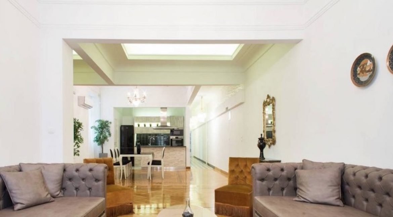 Classical Apartment in Kolonaki Athens