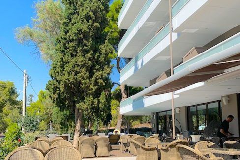 Hotel for Sale Vouliagmeni South Athens, Hotel Sales Athens