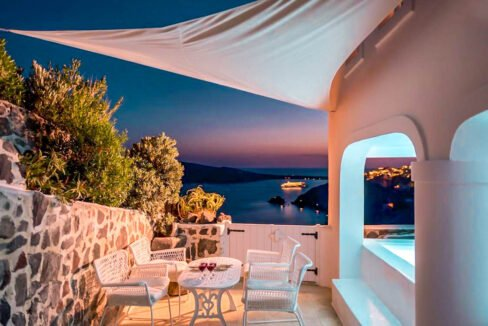 Luxury Villa Santorini, Oia Santorini Villa for Sale 1