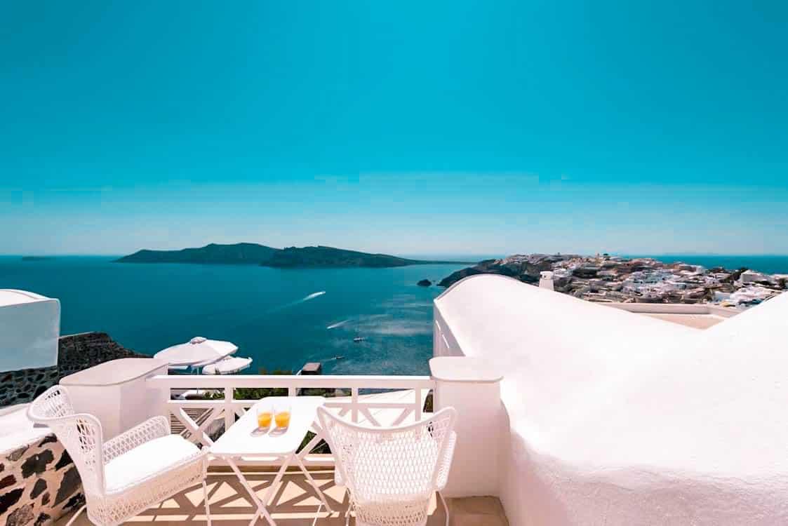 Luxury Villa Santorini Oia