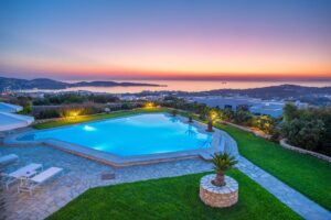 Luxury Villa for Sale in Paros Greece, Luxury Property Cyclades