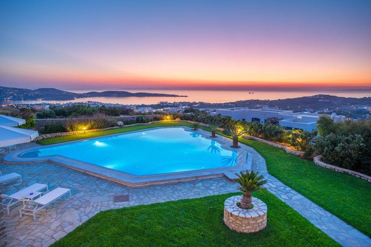 Luxury Villa for Sale in Paros Greece, 2 Luxury Properties Cyclades