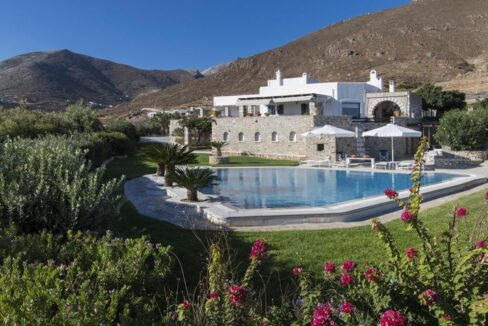 Luxury Villa for Sale in Paros Greece, Luxury Property Cyclades 43