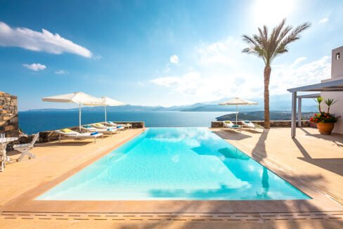 Luxury villa with swimming pool, Property in Crete, House for Sale in Crete, Villas in Crete Greece for Sale 30