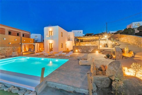 Mykonos Property for Sale, Aleomandra Property
