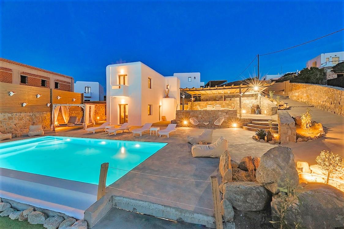 Excellent Mykonos Property for Sale, Aleomandra