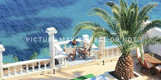 Seafront Hotel Aegina Island Greece, 15 Rooms