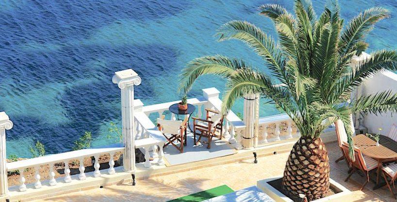 Seafront Hotel Aegina Island Greece , Hotel Sales Greece