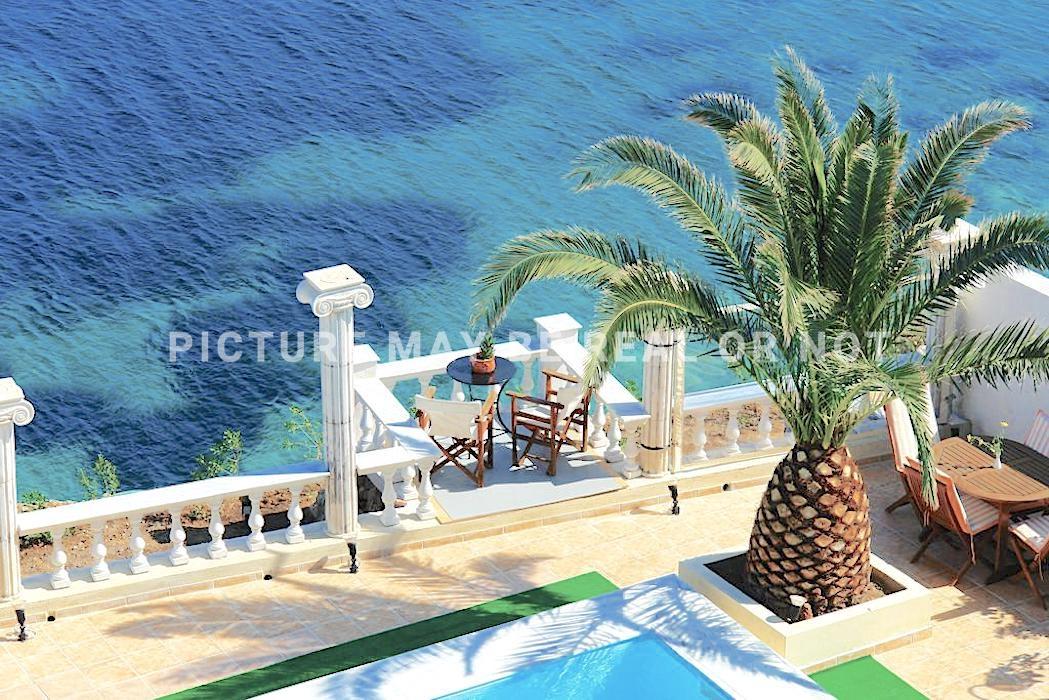 Seafront Hotel Aegina Island Greece, 15 Rooms
