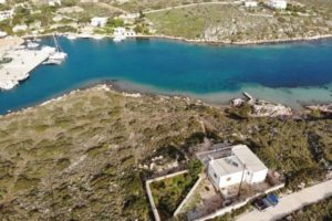 Seafront House for Sale in Greek Island Patmos