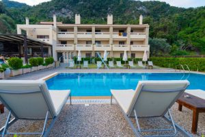 Seafront Small Hotel for Sale Euboea Greece