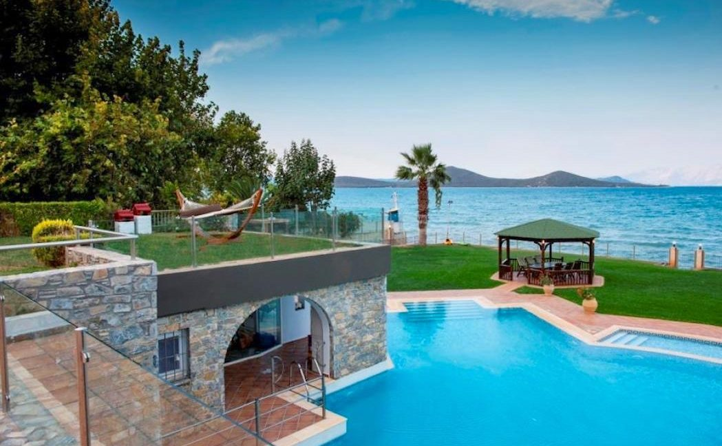 Seafront Villa Attica, Seafront Villas for Sale Athens Greece