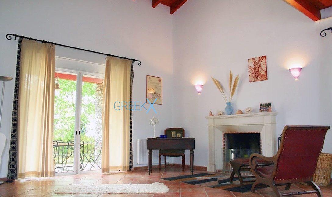 Seafront Villa in Corfu for Sale, Corfu Homes for sale 11