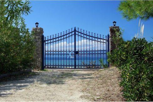 Seafront Villa in Corfu for Sale, Corfu Homes for sale