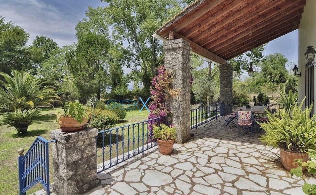 Seafront Villa in Corfu for Sale, Corfu Homes for sale 6