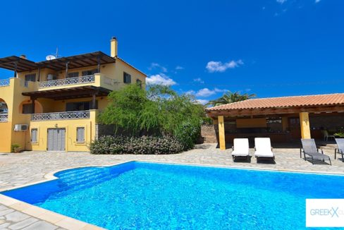 Villa for sale in Porto Heli Greece, Ververonta 12