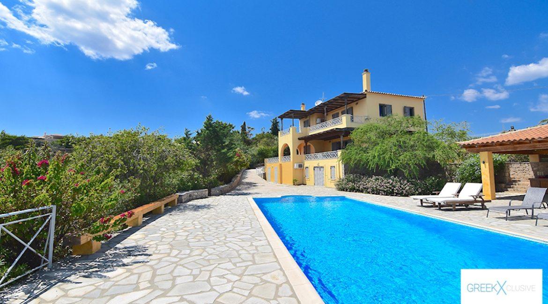 Villa for sale in Porto Heli Greece, Ververonta 14