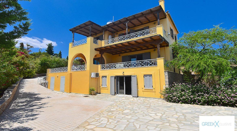 Villa for sale in Porto Heli Greece, Ververonta 15