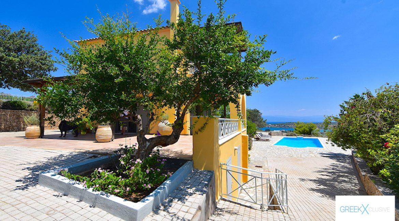 Villa for sale in Porto Heli Greece, Ververonta 16