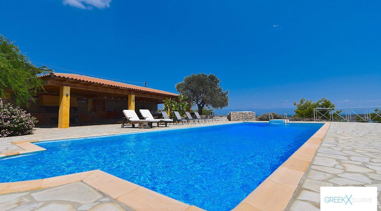 Villa for sale in Porto Heli Greece, Ververonta 17