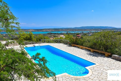 Villa for sale in Porto Heli Greece, Ververonta 18