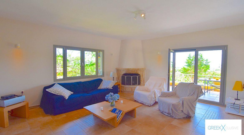 Villa for sale in Porto Heli Greece, Ververonta 4