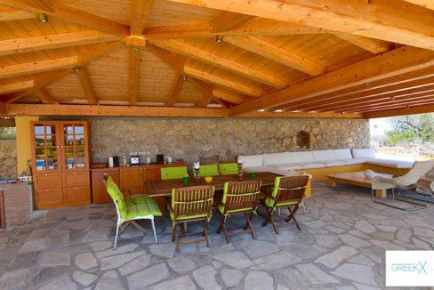 Villa for sale in Porto Heli Greece, Ververonta 7