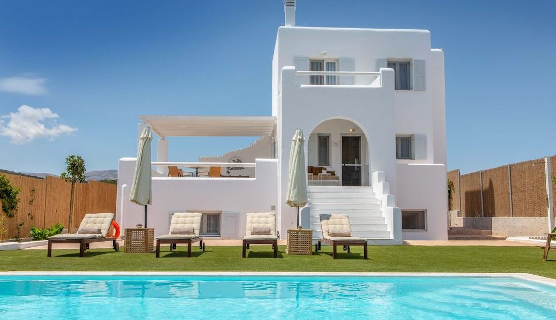 Villa in Greek Island Naxos, Cyclades Property