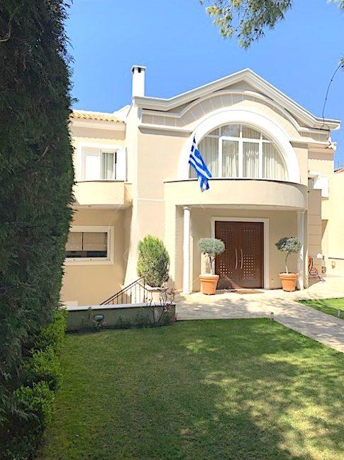 Villa in North Athens, Agios Stefanos