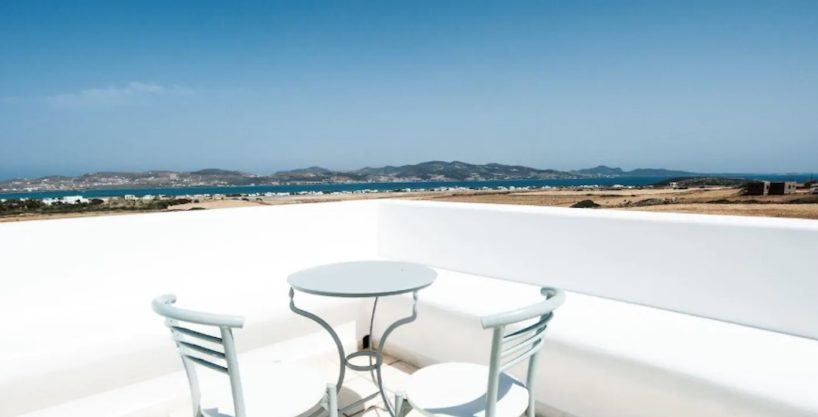 Villa with Sea View in Paros, Properties Paros Greece
