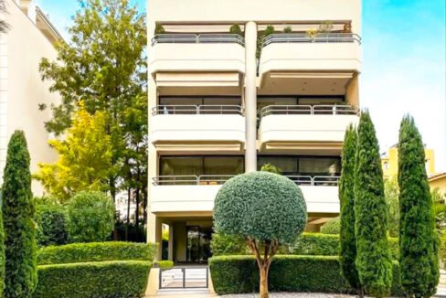 Apartment in Glyfada, Athenian Riviera. Luxury Apartments Glyfada Athens