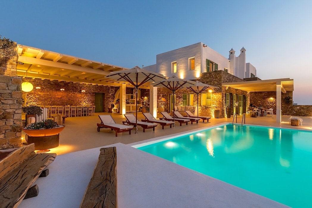 Beautiful views Villa for Sale in Mykonos