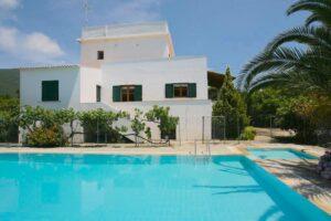 Corfu home, Property near the sea Corfu Island