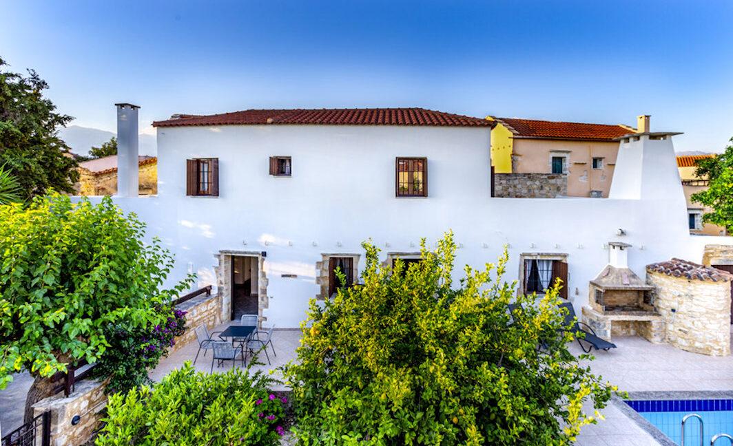 Detached villa for Sale Chania Crete 2