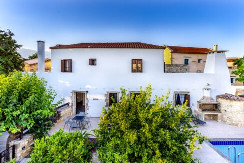 Detached villa for Sale Chania Crete