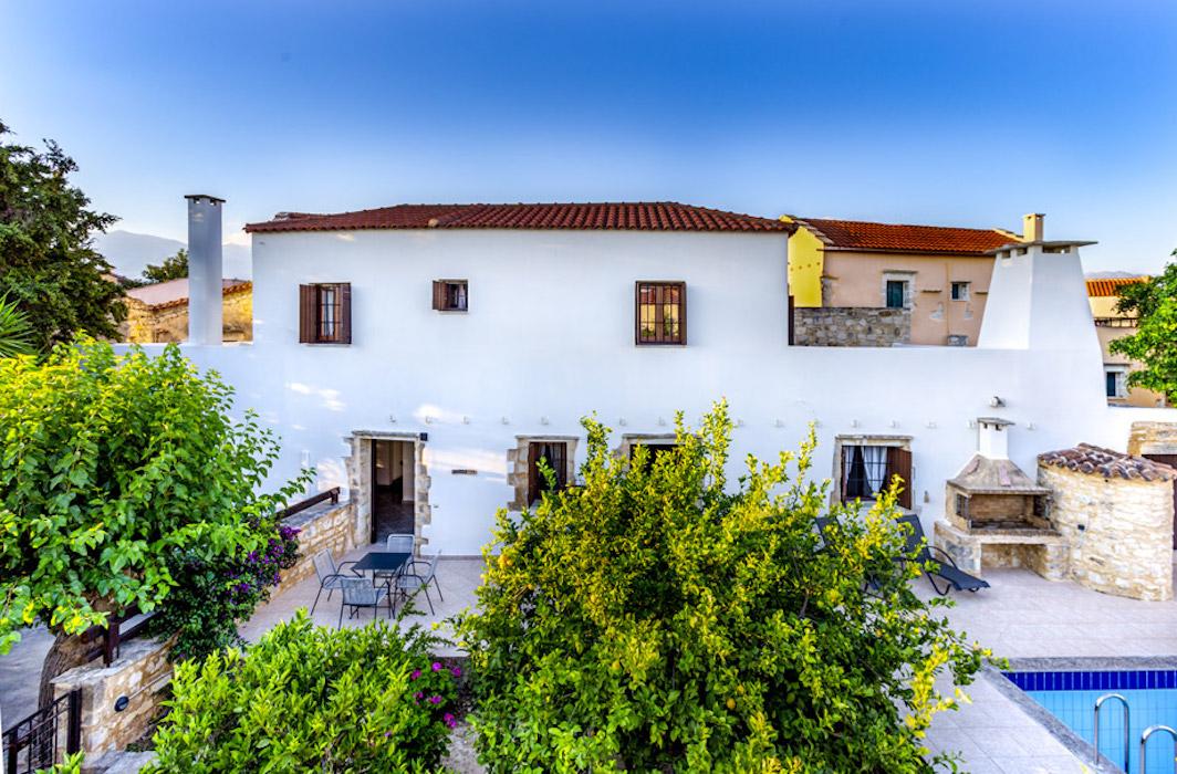 Detached villa for Sale Chania Crete, Vamos area