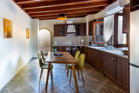 Detached villa for Sale Chania Crete 5