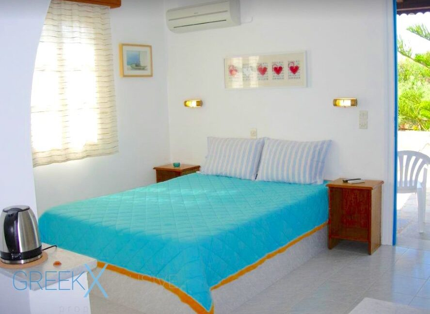 Hotel Studios For Sale Naxos Greece, Apartments Hotel for Sale Greece 6