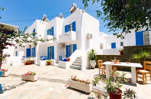Hotel for Sale Parikia Paros near the Sea, Commercial Business for Sale Paros island