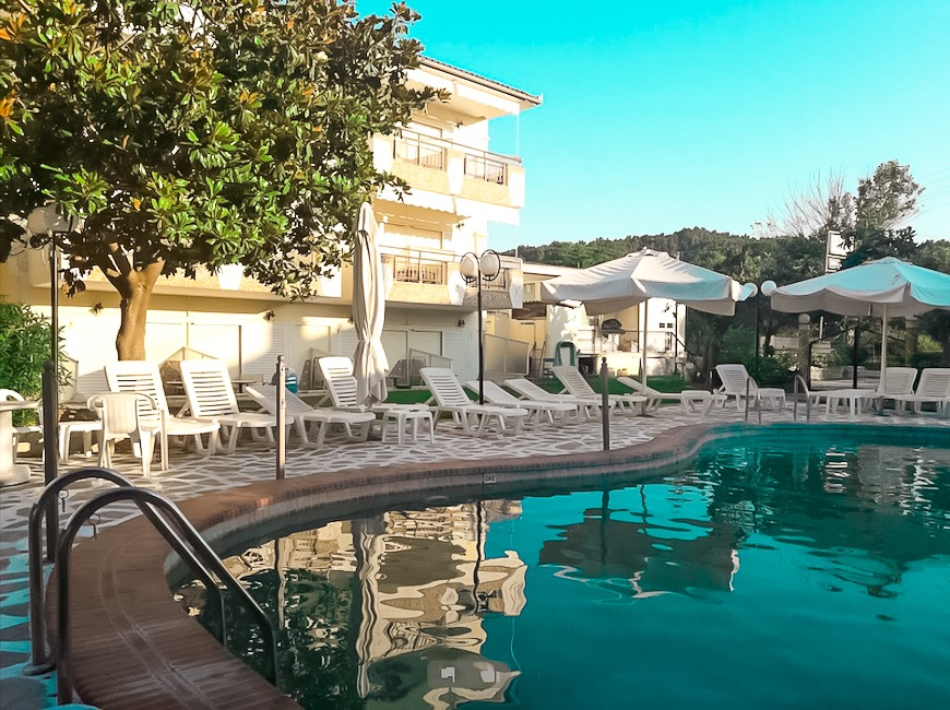 Excellent Investment! Hotel for Sale in Kassandra Halkidiki with 24 Rooms