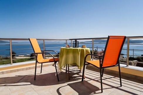 House for sale with sea view, Nea Styra Evia