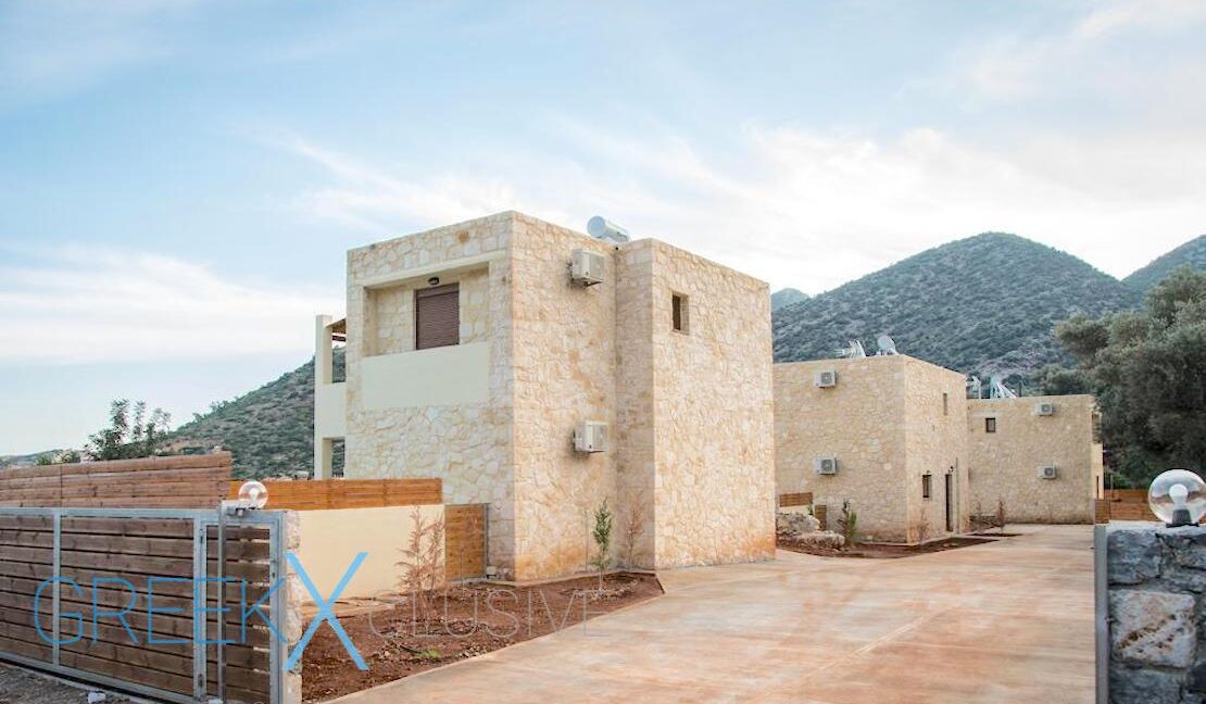House in Crete with sea View and private pool, Properties in Crete Greece 10