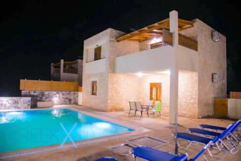 House in Crete with sea View and private pool, Properties in Crete Greece 14