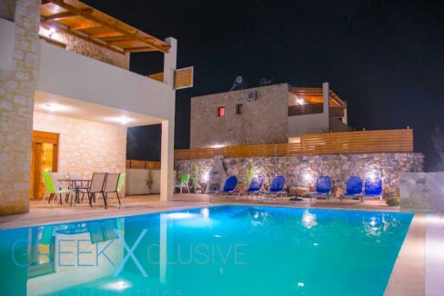 House in Crete with sea View and private pool, Properties in Crete Greece 15